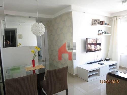 Apartamento Com 2 Dormitórios À Venda, 48 M² Por R$ 300.000 - Sacomã - São Paulo/sp - Ap0140