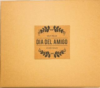 Kit Plantable Regalo Dia Del Amigo-macetas-semillas
