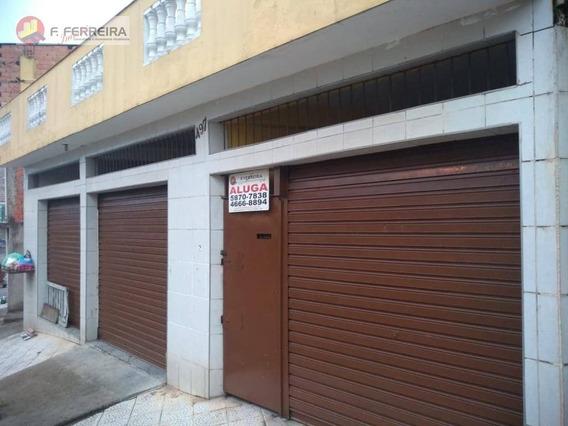 Sobrado Com 1 Dormitório Para Alugar Por R$ 850,00/mês - Chácara Santa Maria - Itapecerica Da Serra/sp - So0155