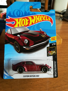 Hot Wheels Custom Datsun 240z