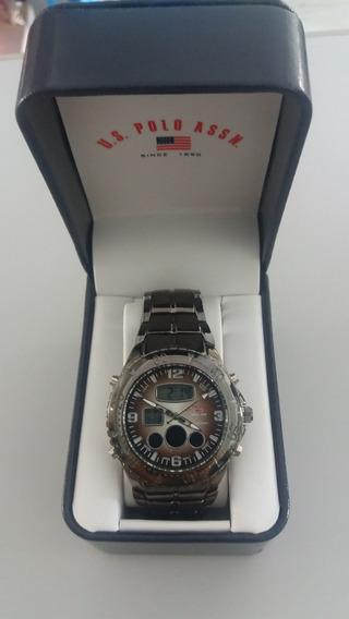 Relógio U.s.polo Assn.since 1890