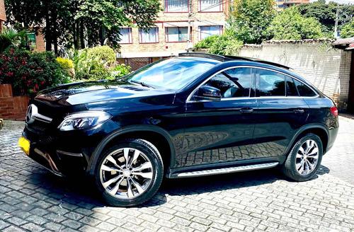 Mercedes-benz Clase Gle 2017 3.0 Coupe 4matic Diésel