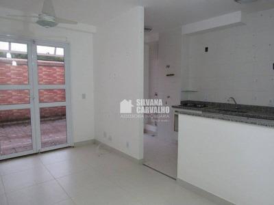 Apartamento Para Locação No Edifício Verti Em Itu. - Ap1914