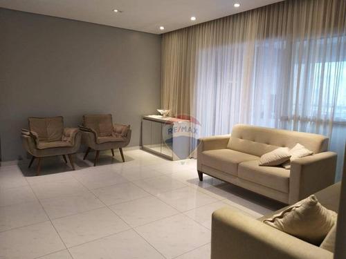 Imagem 1 de 12 de Apartamento Com 3 Dormitórios À Venda, 116 M² Por R$ 1.200.000,00 - Jardim Santa Mena - Guarulhos/sp - Ap0088