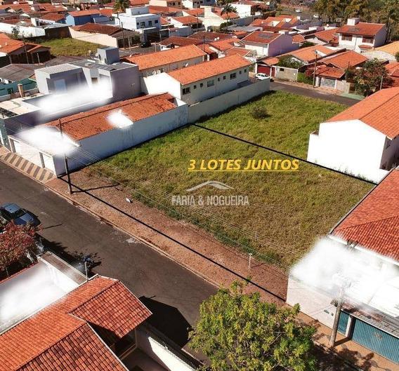 Terreno À Venda, 759 M² - Bela Vista - Rio Claro/sp - Te0124