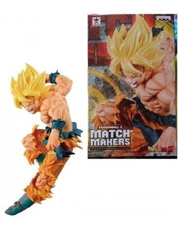 Dragon Ball Z Match Makers Super Saiyan Son Goku Banpresto