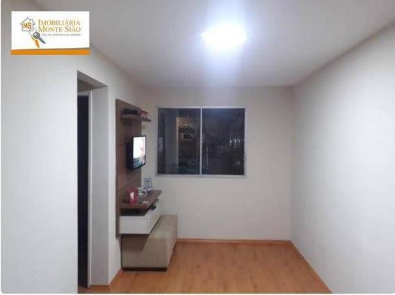 Apartamento Com 2 Dormitórios, 45 M² - Jardim Adriana - Guarulhos/sp - Ap1048