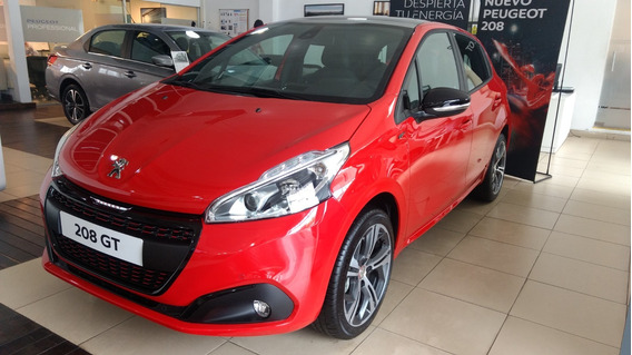 Peugeot 208 Gt Thp Stock Am20