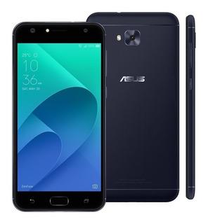 Smartphone Asus Zenfone 4 Selfie 64gb/4gb Zd553kl 5.5 + Capa