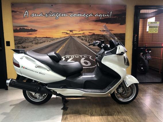 Suzuki Burgman 650 2016 Impecável