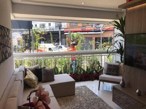 Imagem 1 de 20 de Apartamento Com 2 Dormitórios À Venda, 58 M² Por R$ 414.000,00 - Jardim Prudência - São Paulo/sp - Ap1072
