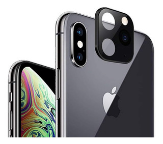 Simulador Lentes Camara Trasera iPhone 11 Pro Para iPhone X