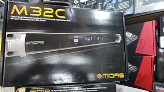 Mixer Midas M32c M32 Consola Digital De Rack Stock Envios