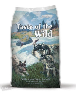Taste Of The Wild Puppy Salmon 28 Lbs + Obsequio + Env Grat