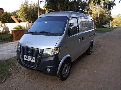 Camioneta Furgón Mini Van Go Now