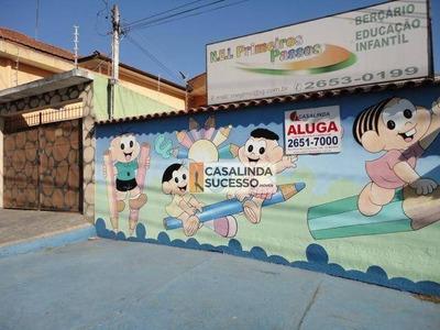Casa Comercial Na Vila Matilde, 250m² 9 Salas E 3 Wc - Ca5895. - Ca5895