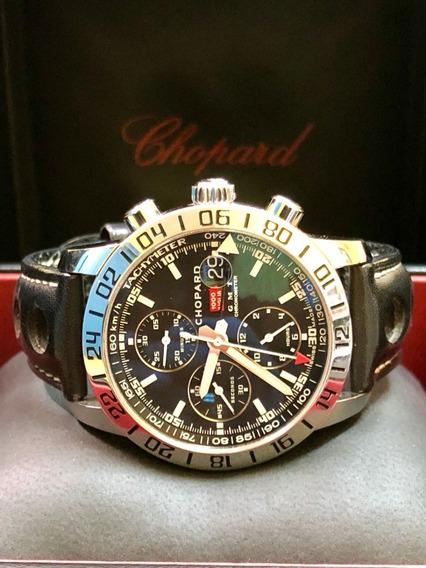 Chopard Mille Miglia Xl Chronograph Gmt - Aceito Troca