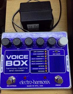 Procesador De Voces Electro Harmonix Voice Box