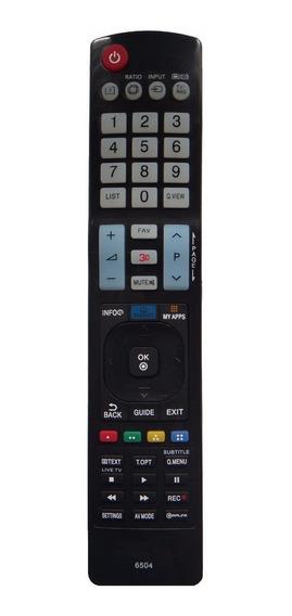 Controle Remoto Para Tv Lg 3d Akb73615321