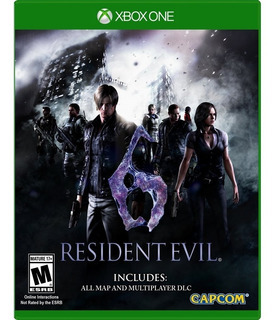 Resident Evil 6 Standard Edition - Xbox One