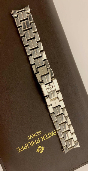Bracelete Patek Philippe Aquanaut 5065 Todo Aço , Raridade!!