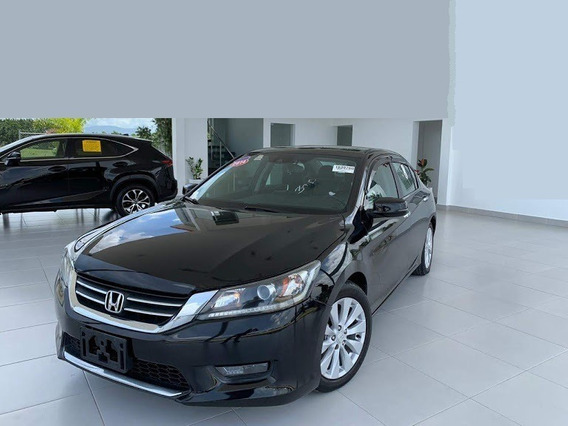 Honda Accord Negro 2014