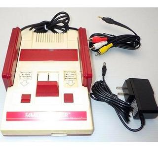 Nintendo Famicom Originales + Reforma Video Amplificada