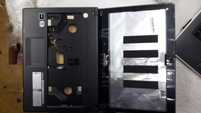 Carcaça Emachines 422 Series Completa C/ Tampa Moldura Touch