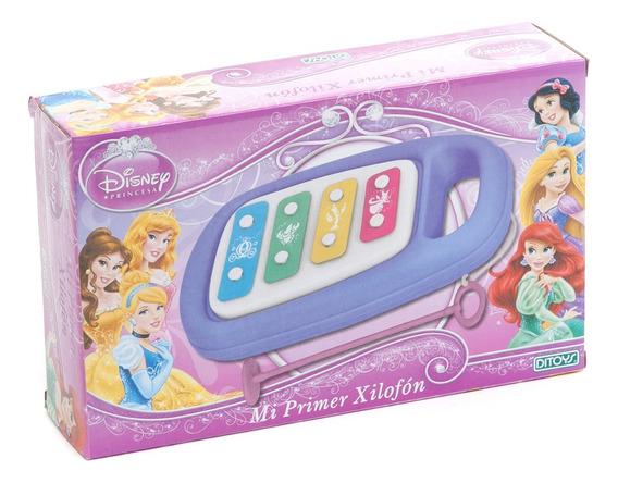 Princesas Mi Primer Xilofon Ditoys