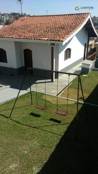 Casa Com 2 Dormitórios À Venda, 147 M² Por R$ 380 Mil - Jardim Imperial - Atibaia Sp - Ca1942