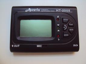 Austin - Ht-2005 - Afinador Eletrônico