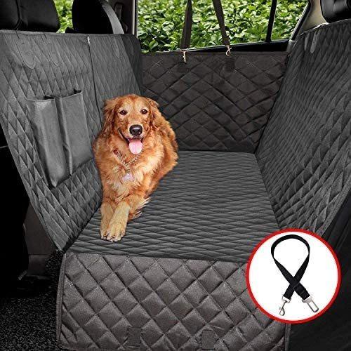 Imagen 1 de 9 de Fundas Para Asientos De Seguridad Para Perros Cubierta ...