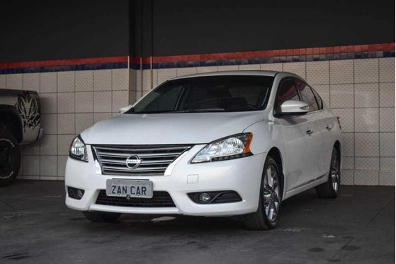 Nissan Sentra Unique 2.0 Flex Fuel 16v Aut 2016