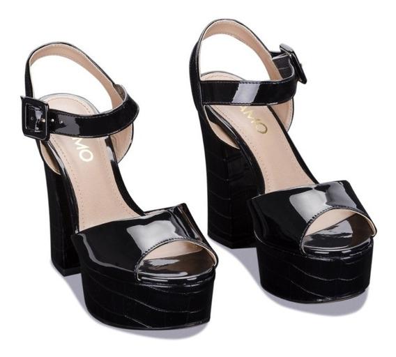 Zapato Mujer Mulani Negro Viamo