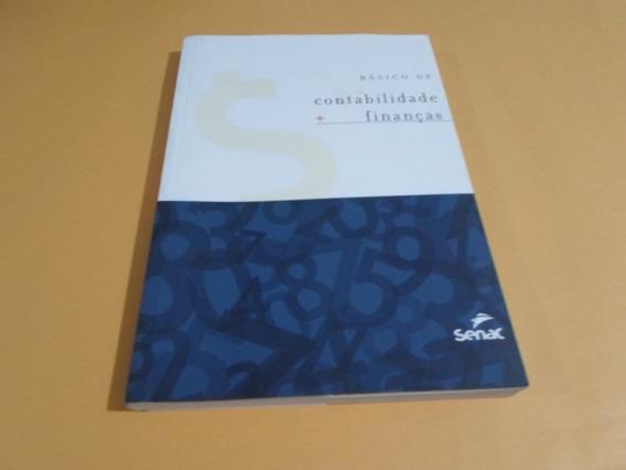 Básico De Contabilidade E Finanças - Senac