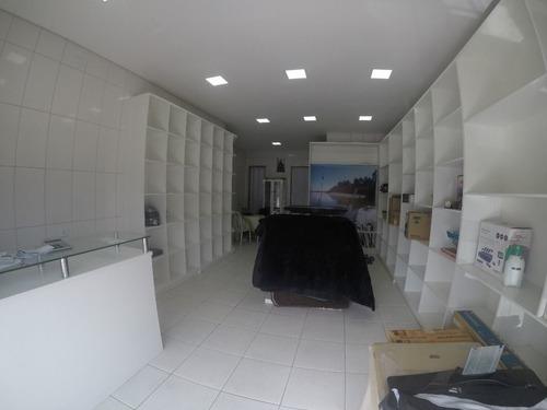 Imagem 1 de 6 de Sala Para Alugar, 49 M² Por R$ 1.500,00/mês - Jardim Girassol - Americana/sp - Sa0200