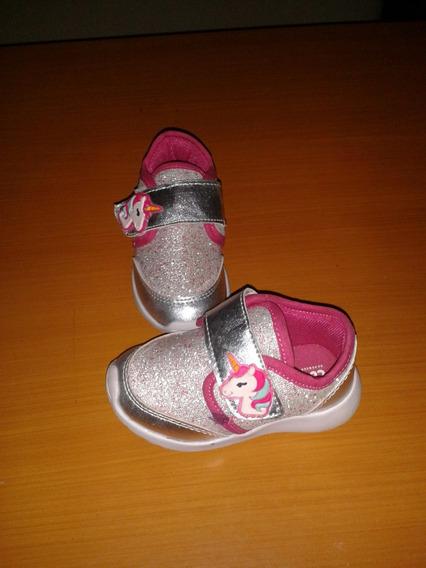 Zapatos Deportivos Gomas Para Niña