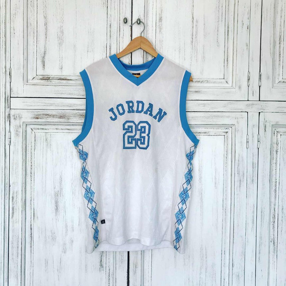 Remera Jordan Retro North Carolina 100% Original