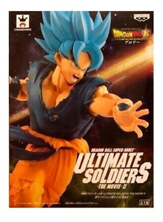 Dragon Ball Super Banpresto Super Saiyan Blue Goku