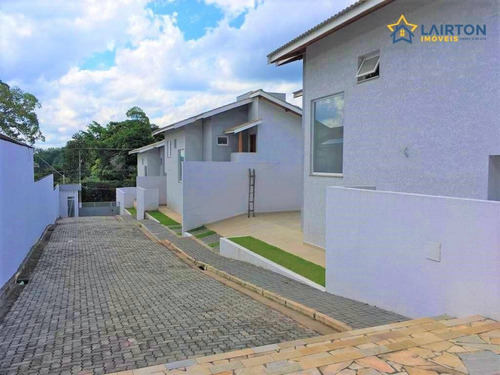 Imagem 1 de 23 de Casa Com 3 Dormitórios À Venda, 138 M² Por R$ 590.000,00 - Jardim Estância Brasil - Atibaia/sp - Ca1039