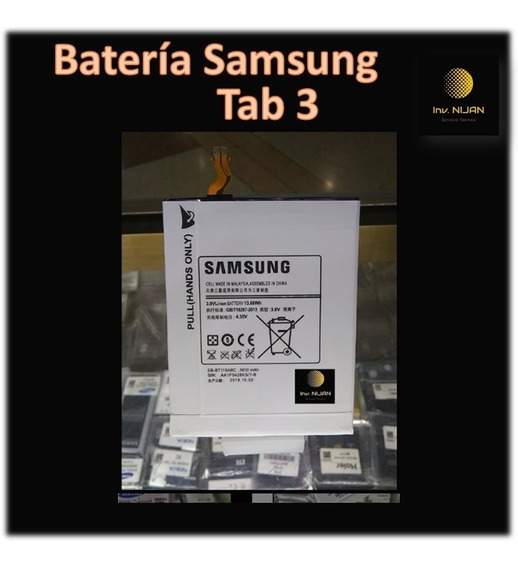 Bateria Samsung Tablet Tab 3 Lite 7p T110 T111 Pila