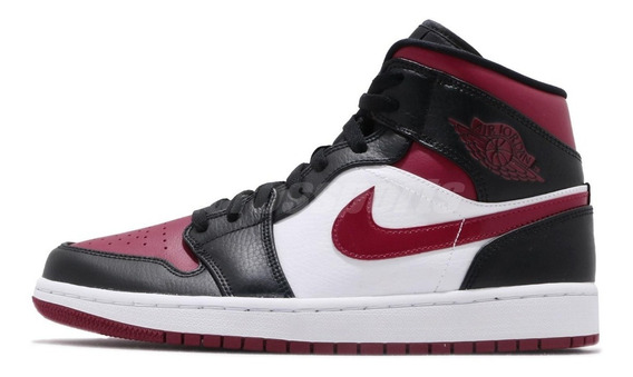 Zapatillas Air Jordan 1 Mid Basket Basquet Originales