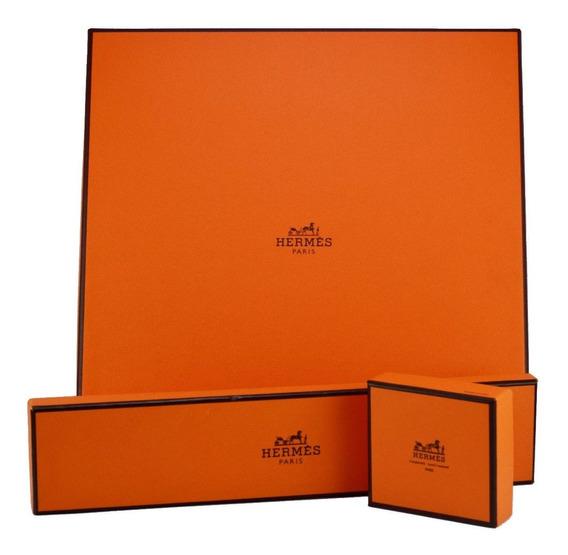 Set De 3 Cajas Hermes