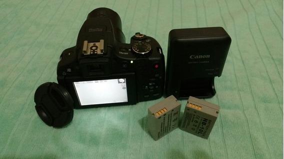 Super Canon Sx50hs Com Com 3 Baterias (promoção)