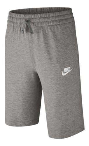 Short De Niños Nike B Nsw Short Jsy Aa Dk 805450-063