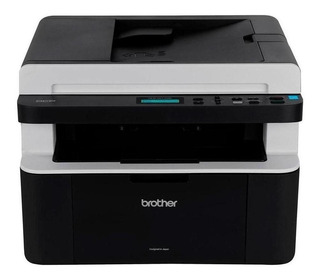 Impresora multifunción Brother DCP-1 Series DCP-1617NW 110V/220V negra