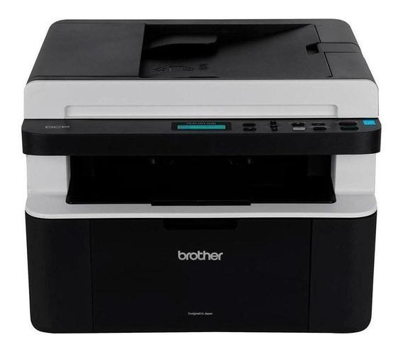 Impressora multifuncional Brother DCP-1617NW 110V/220V (Bivolt)