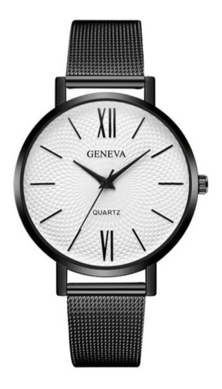 Relógio Feminino De Luxo Quartz