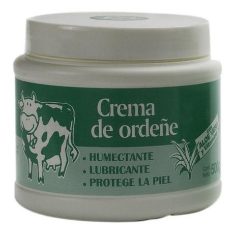 Crema De Ordeñe Apiter Con Aloe 500 Grs