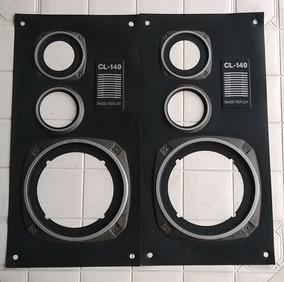 Molduras/ Acabamento Caixas De Som Cce Cl-140